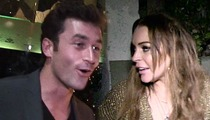 Porn Star James Deen to Lindsay Lohan -- No Hard Feelings
