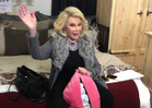 Joan Rivers Pulls an Anne Hathaway