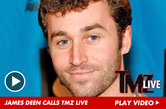 James Deen -- Did You Bang Lindsay Lohan?