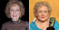Betty White: Good Genes or Good Docs?