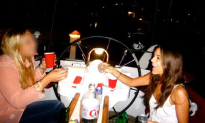 Olivia Culpo's Underage Drinking Photos