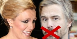 Britney Spears & Jason Trawick -- His Lips Are Sealed ... LEGALLY