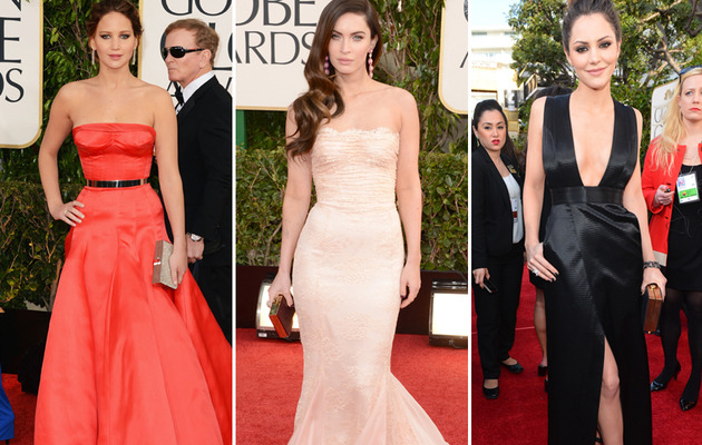 70th Annual Golden Globes -- All The Red Carpet Arrivals!
