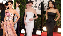 2013 Golden Globes -- Red Carpet Photos