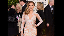 Jennifer Lopez -- Goes Nude