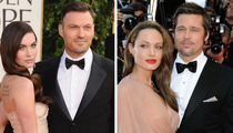 Brangelina's Stunt Doubles Have Arrived