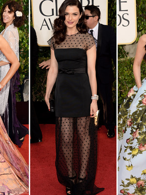 Golden Globe Awards: Best & Worst Dressed