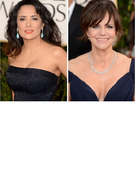 Golden Globe Awards -- Guess the Celeb Cleavage