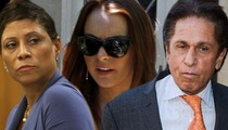 Lindsay Lohan Fires Attorney Shawn Holley ... Hires Mark Heller