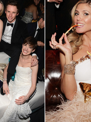 Golden Globe Awards -- After-Party Madness!