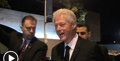Bill Clinton -- Hillary Is 'Doing Great'