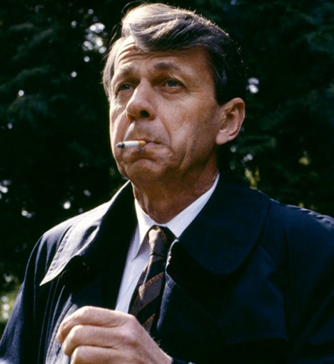 "William B. Davis is best known for playing the illusive Smoking Man in the freaky '90s television thriller ""The X Files."""