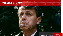 "The Smoking Man in ""The X-Files"": 'Memba Him?!"