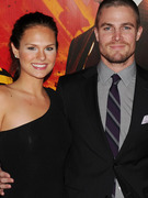 Just Married: Stephen Amell and &quot;America&#039;s Next Top Model&quot; Star Cassandra Jean