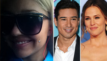Amanda Bynes' Piercing: See Seven More Stars With Their Cheeks Pierced