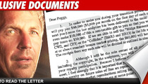 Costner's $4 Mil Bison Battle -- The Original Contract
