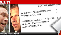 Stephen Baldwin: Costner 'Robbed' Me In BP Disaster
