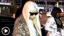Nicki Minaj -- Steak Abusers UNITE in Wake of A.1. Scandal