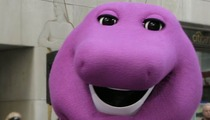 Barney the Dinosaur -- Creator's Son ARRESTED for Attempted Murder