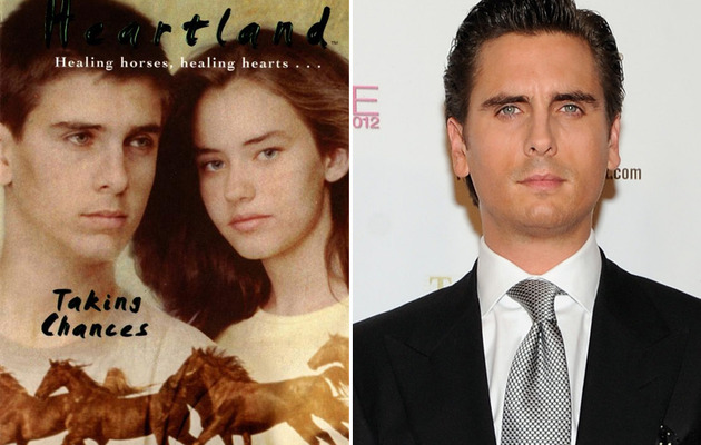Scott Disick's Hilarious Modeling Past Revealed!