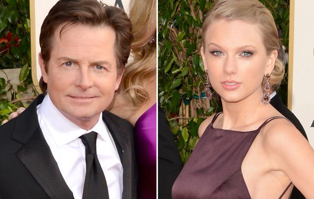 Michael J. Fox Disses Taylor Swift