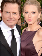 Michael J. Fox Disses Taylor Swift