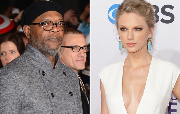 Viral Video: Samuel L. Jackson Sings Taylor Swift!