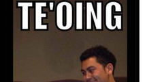 Manti Te'o -- Mocked Online with New Trend ... 'Te'oing!'