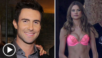 Adam Levine -- My Victoria's Secret Girlfriend Behati Prinsloo Is Hotter Than Yours