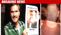 Balthazar Getty's Homeless Search -- MAN FOUND!