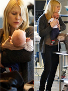 First Look: Claire Danes' Baby Son Cyrus!