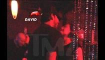 David Blaine -- I Didn't Cheat on My Fiancee ... 'Cause We're on a Break