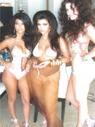 Flashback Friday: Kardashians Sport Scary Big Hair