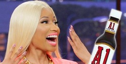 A.1. to Nicki Minaj -- You'll Never Go Sauceless Again!