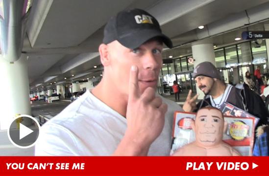 John Cena Pussy Pice