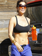 Brooke Burke-Charvet Proudly Shows Off Neck Scar