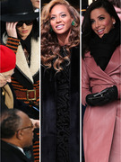 Beyonce, Katy Perry &amp; More at Obama&#039;s Inauguration Ceremony