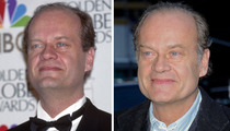 Kelsey Grammer: Good Genes or Good Docs?
