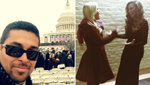Celebrities Share Personal Pics from Inauguration Day!