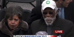 George Stephanopoulos -- Wait, That Guy&#039;s NOT Morgan Freeman? 