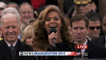 Beyonce -- Did She Butcher the National Anthem?