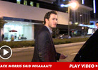 Mark-Paul Gosselaar -- 'Boy Meets World' Spin-Off ... Could Bring Back 'Saved by the Bell'