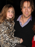 Larry Birkhead Takes Dannielynn to Broadway!