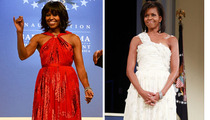 Michelle Obama -- Inaugural Ball Gown Battle: Who'd You Rather?