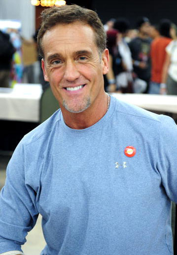 John Wesley Shipp -- now 58 years old -- was spotted in Florida looking quick.