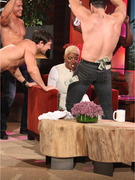 "Video: NeNe Leakes Gets Awkward Strip Show on ""Ellen"""