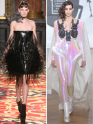 The 10 Wildest Looks From Paris Fashion Week!