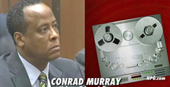 Dr. Conrad Murray's CRYING VOICEMAIL -- I'm in Constant Pain