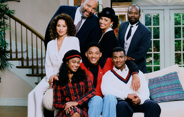 """The Fresh Prince of Bel-Air"" Stars -- Then and Now!"