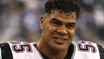 Junior Seau's Family Sues NFL Over Brain Injuries